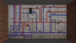 системы тепловых узлов | ОВ-ПРОЕКТ