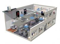 системы вентиляции общественных зданий, кафе, ресторанов | ОВ-ПРОЕКТ